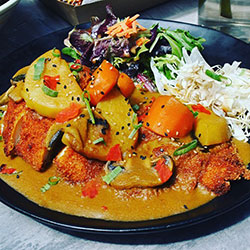 Chicken katsu curry thumbnail