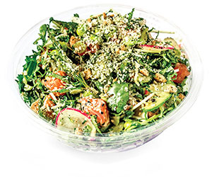 Green goddess salmon bowl thumbnail
