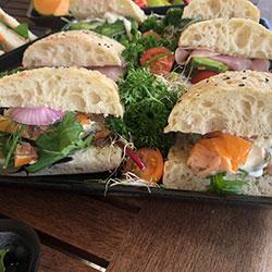 Premium corporate sandwiches thumbnail