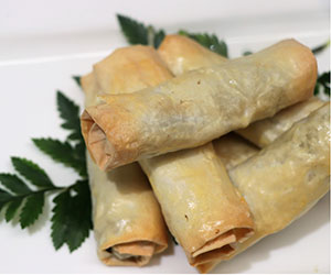 Forest mushroom and thyme parcels thumbnail