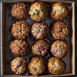 Freshly baked muffins thumbnail