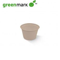 Bamboo cup - 2 oz thumbnail
