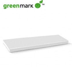 Rectangular catering tray lid - transparent thumbnail