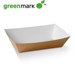 Brown Cardboard tray thumbnail