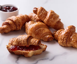 Butter croissant platter thumbnail