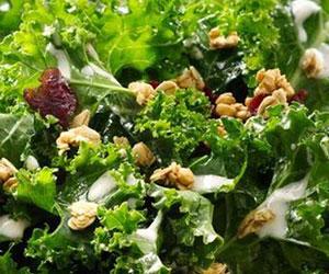 Kale and lentil salad thumbnail