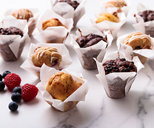 Mini muffin platter thumbnail