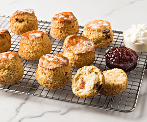House baked scones thumbnail