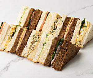 Simple sandwich thumbnail