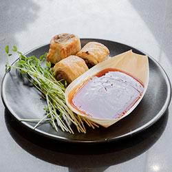 Sausage roll - mini thumbnail