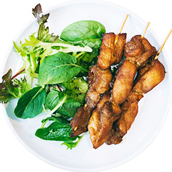 Chicken skewer thumbnail