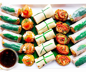 Feature finger food package thumbnail