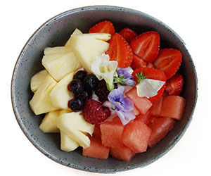 Fresh fruit cup - 12 oz thumbnail