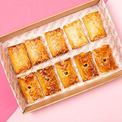 Filo pastry - mini thumbnail