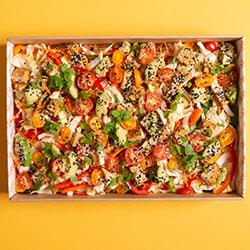Satay tofu salad thumbnail