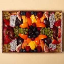 Premium fruit platter thumbnail