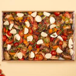 Pomodoro salad thumbnail