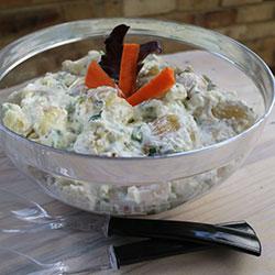 Classic potato salad thumbnail