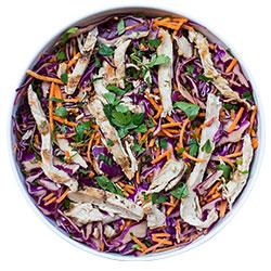 Oriental chicken salad thumbnail