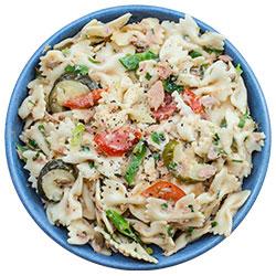 Tuna pasta salad thumbnail