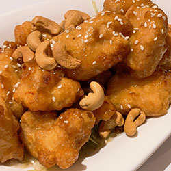 Honey chicken thumbnail