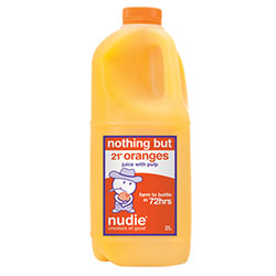 Nudie juices - 2L thumbnail