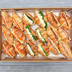 Savoury croissants collection thumbnail