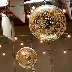 Confetti balloons - 60cm thumbnail
