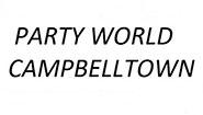 Party World logo