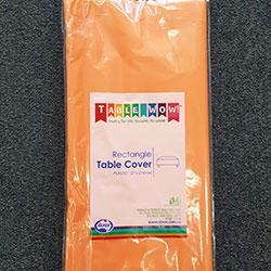 Rectangular plastic table cover - Table Wow thumbnail