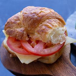 Breakfast croissant thumbnail