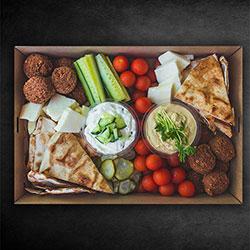 Veggie platter thumbnail
