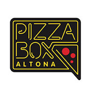 Pizza Box Altona logo