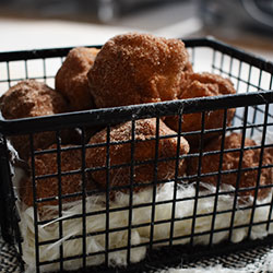 Cinnamon donut balls thumbnail