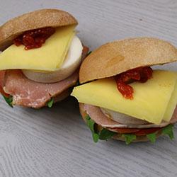 Breakfast Turkish rolls - mini thumbnail
