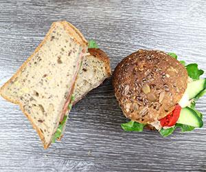 Gluten free sandwich combo thumbnail