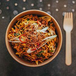 Singapore noodle bowl thumbnail