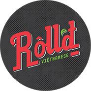 Roll'd Knox logo