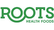 Roots Health Foods logo