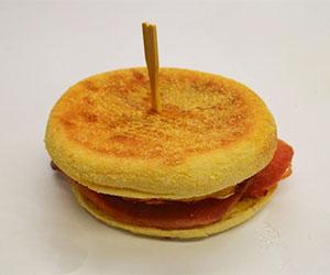 Breakfast muffin thumbnail