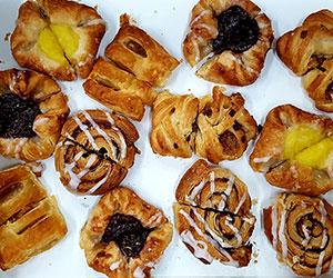 Danish pastries  thumbnail
