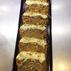 Carrot and walnut cake thumbnail