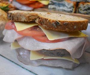 Ham and cheese toastie thumbnail