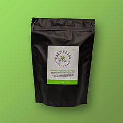 Organic gunpowder green tea thumbnail