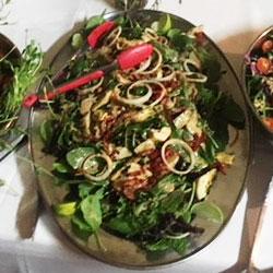 Chefs green salad thumbnail