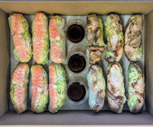 Rice paper roll collection thumbnail