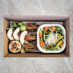 Vegan lunch box thumbnail