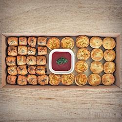 Big box pies and sausage rolls thumbnail