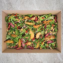 Pear and chorizo salad thumbnail