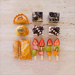 Light afternoon tea package thumbnail